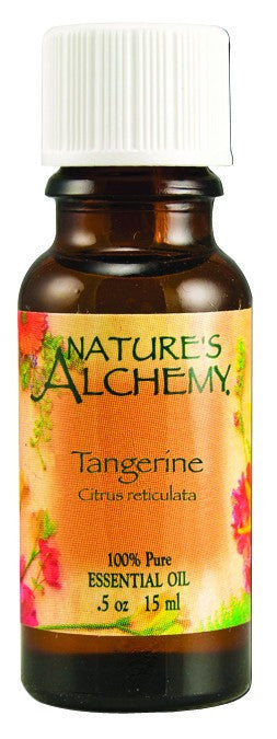Dietary Supplement - Nature's Alchemy Tangerine .5 OZ Essential Oil