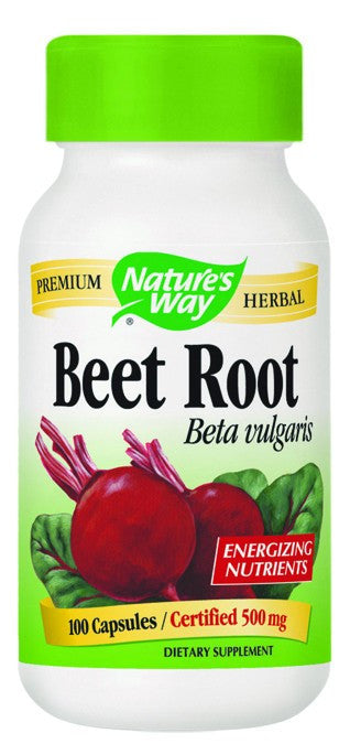 Dietary Supplement - Nature's Way Beet Root Powder Caps 100 CAP