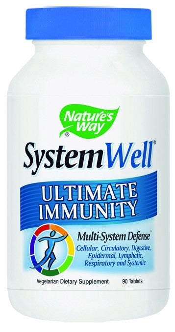 Dietary Supplement - Nature's Way SystemWell Immune System 90 TAB