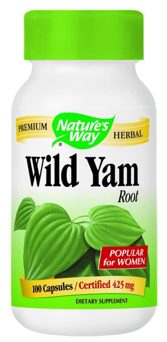 Dietary Supplement - Nature's Way Yellow Dock Root 100 CAP
