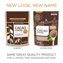 Dietary Supplement - Navitas Organics Cacao Powder 8 OZ