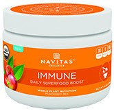 Dietary Supplement - Navitas Organics Daily Immunity Superfood Boost 4.2 OZ