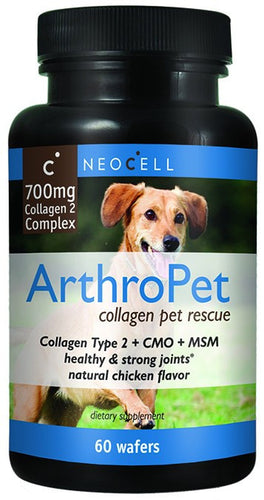 Dietary Supplement - Neocell ArthroPet 60 Wafers