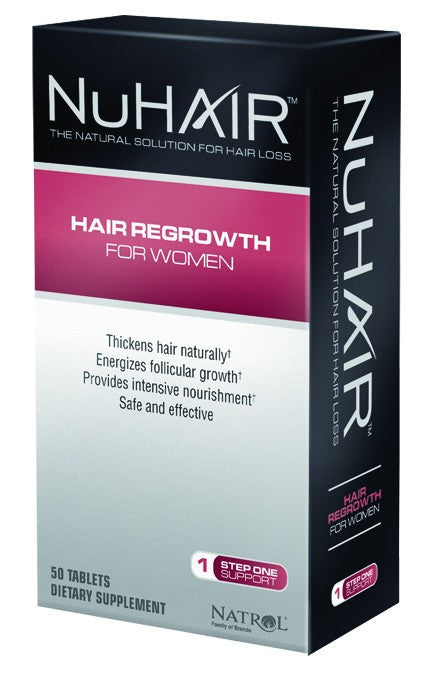 Dietary Supplement - Nu Hair Regrowth For Women 60 TAB