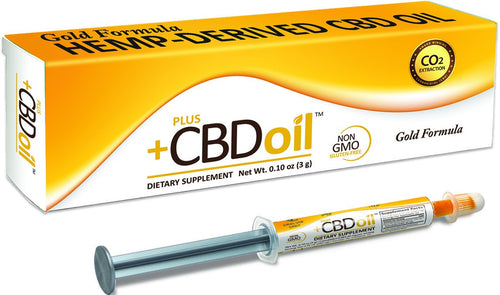 Dietary Supplement - Plus CBD Gold Formula Applicator 3 GM