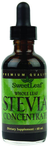 Dietary Supplement - Sweetleaf Stevia Concentrate 2oz 60 ML