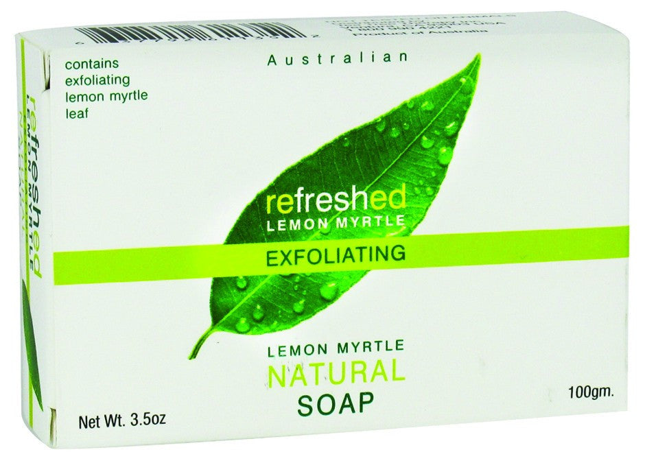 Dietary Supplement - Tea Tree Therapy Lemon Myrtle Natural Soap 3.5 OZ