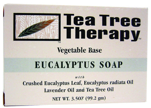 Dietary Supplement - Tea Tree Therapy Tea Tree Eucalyptus Soap 3.5 OZ