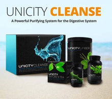 Dietary Supplement - Unicity Cleanse With Lifiber, Paraway Plus & Nature's Tea