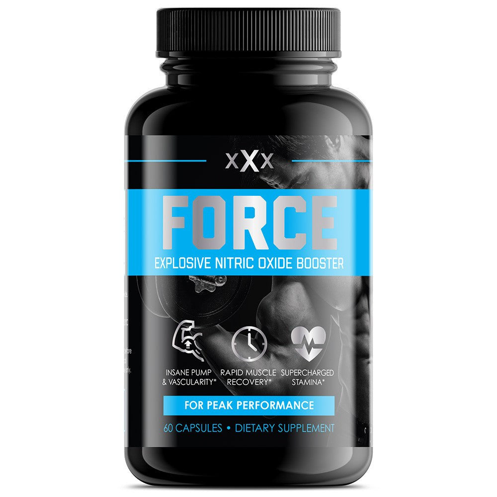 Dietary Supplement - XXx Force Explosive Nitric Oxide (NO2) Booster