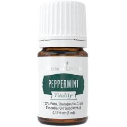 Dietary Supplement - Young Living Peppermint Vitality™ - 5ml Dietary Essential Oil