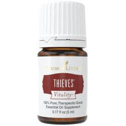 Dietary Supplement - Young Living Thieves Vitality Dietary Essential Oil Supplement