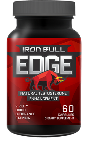 Iron Bull Edge - 60 Count