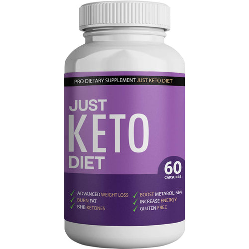 Just Keto - 60 Count