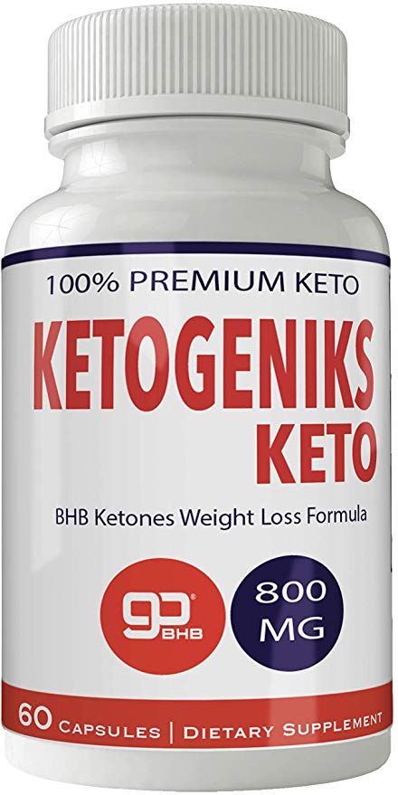 Ketogeniks - 60 Count