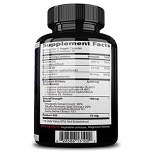 Nitrocut Pre-Workout Nitric Oxide & Muscle Booster Supplement