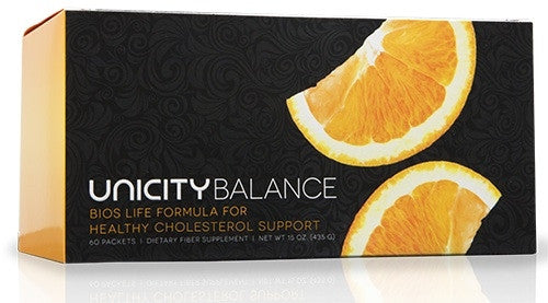 Unicity Balance for Cholesterol Support (60 Servings)
