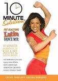 10 Minute Solution Fat Blasting Latin Dance Mix DVD