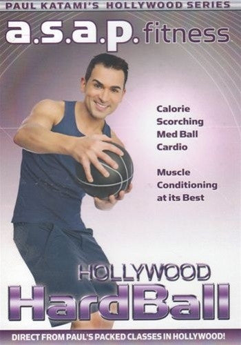 ASAP Hollywood Hardball - Paul Katami A.S.A.P. DVD