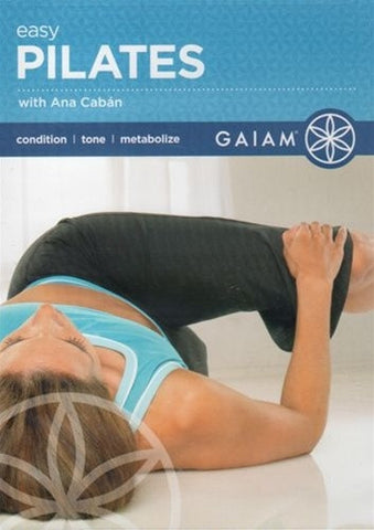 Easy Pilates DVD with Ana Caban