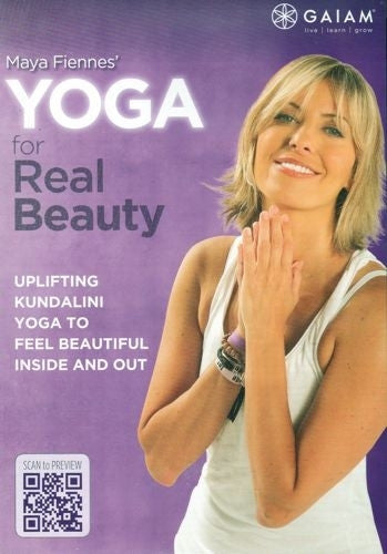 Maya Fiennes Yoga for Real Beauty