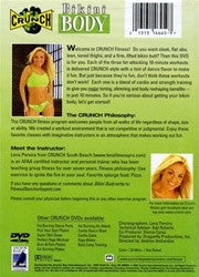 Crunch Bikini Body Workout DVD