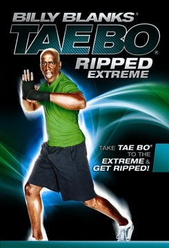 Tae Bo Ripped Extreme DVD - Billy Blanks