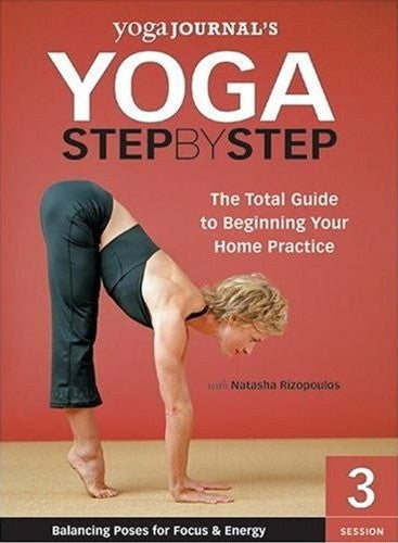 Yoga Journal Step By Step Session 3 DVD Balancing Poses