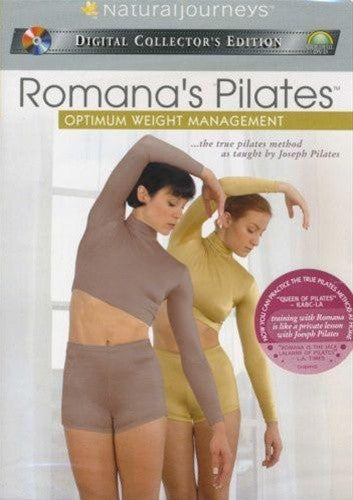 Romana's Pilates Optimum Weight Management DVD