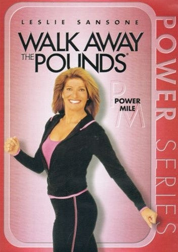 Leslie Sansone Walk Away The Pounds Power Mile DVD