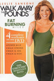Leslie Sansone: Walk Away The Pounds Fat Burning Miles DVD