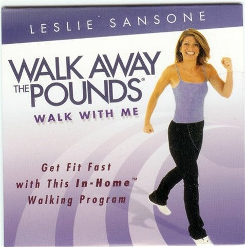 Leslie Sansone Walk With Me DVD