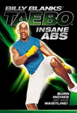 Billy Blanks Tae Bo Insane Abs DVD