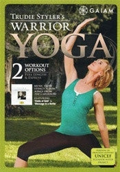 Trudie Styler's Warrior Yoga DVD With James D'silva