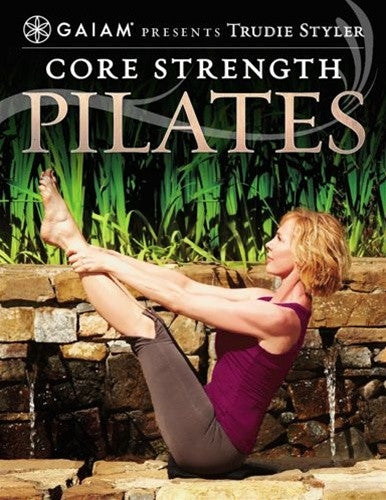 Trudie Styler's Core Strength Pilates DVD