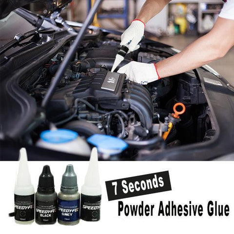 7 Seconds Powder Adhesive Glue