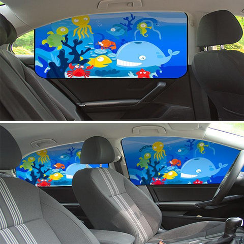 Universal Magnetic Car Sunshade