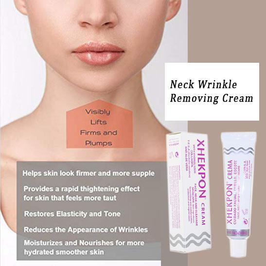 Neck Wrinkle Removing Cream