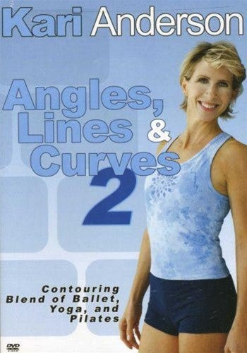Kari Anderson Angles Lines And Curves 2 DVD