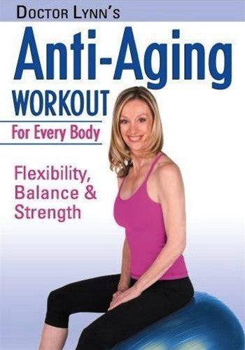 Dr Lynn's Anti Aging Workout Flexibility Balance Strength DVD