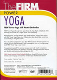 The Firm Power Yoga DVD