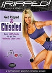 Jari Love Get Ripped And Chiseled DVD