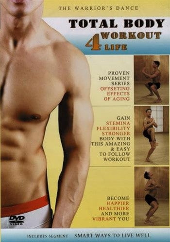 Total Body Workout 4 Life Mens Yoga DVD