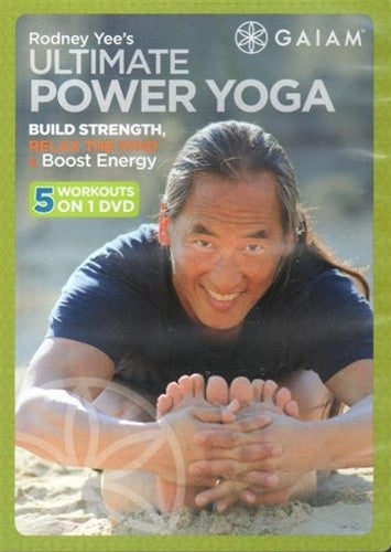 Ultimate Power Yoga DVD - Rodney Yee