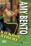 Amy Bento KickBox Xtreme DVD