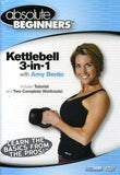 Absolute Beginners Kettlebell 3 In 1 With Amy Bento DVD