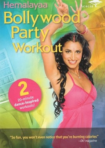 Hemalayaa Bollywood Party Workout DVD