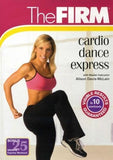 The Firm Cardio Dance Express / Dance Fusion DVD