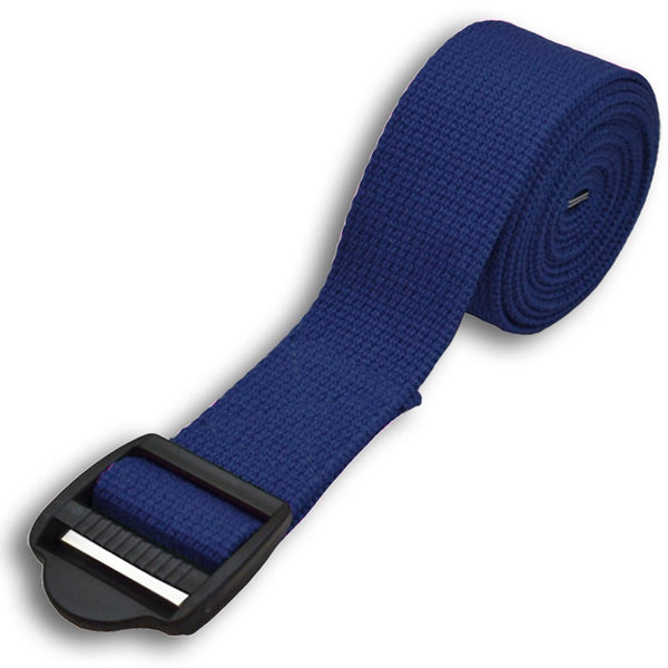 Yoga s Cinch Buckle Cotton Yoga Strap | Yoga Strap