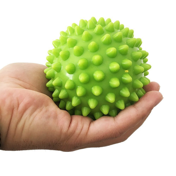 Firm Spiky Massage Ball | Reflexology, Trigger Point Therapy, Myofascial Release & Increased Mobility